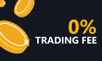 0% trading fee extended!