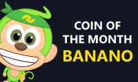 Banano - Coin of the Month