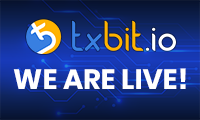 Txbit.io is live!