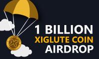 Mega Xiglute Airdrop on Txbit!