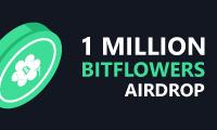 Giant BitFlowers Airdrop on Txbit!