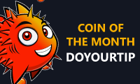 DoYourTip - Coin of the Month