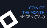 Lamden - Coin of the Month