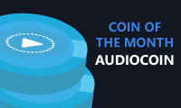 AudioCoin - Coin of the Month