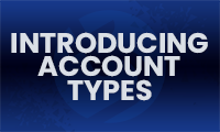 Account Types are live!