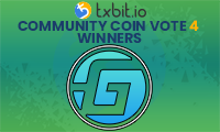 4th Community Coin Vote Winners