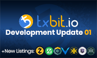 Txbit Development Update 01